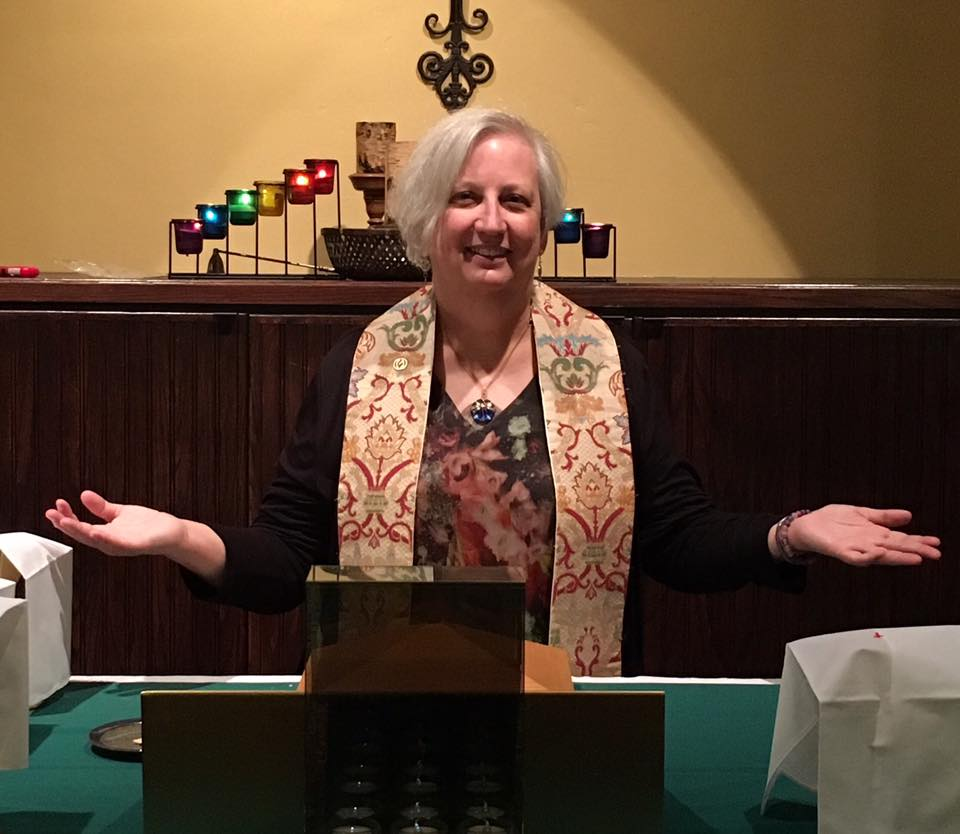 Rev. Martha Daniels